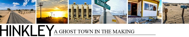 Hinkley: A ghost town in the making