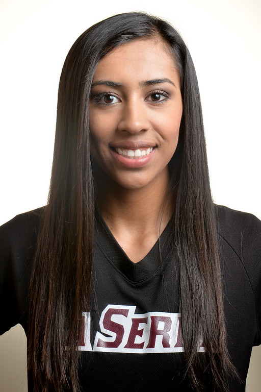 Description of . Taylor Becerra from La Serna High School was selected to the Whittier Daily News All-Area Softball team on Tuesday June 10, 2014. (Photo by Keith Durflinger/Whittier Daily News)