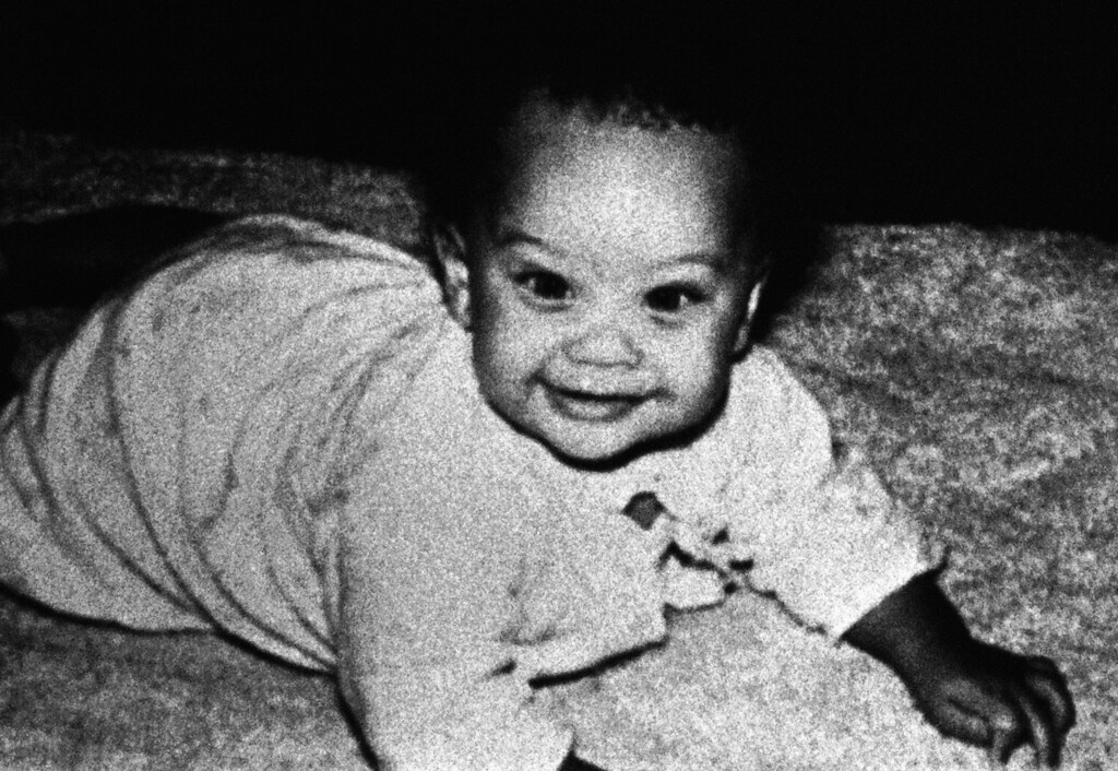 Description of . Singer, actress and former Miss America  Vanessa Williams seen in an undated baby photo. (AP Photo)