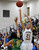 Bishop Amat's Paulina Santana (21) shoots over Long Beach Poly's Arica Carter (23) in the second half of a CIF State Southern California Regional semifinal basketball game at Bishop Amat High School on Tuesday, March 12, 2013 in La Puente, Calif. Long Beach Poly won 52-34. 