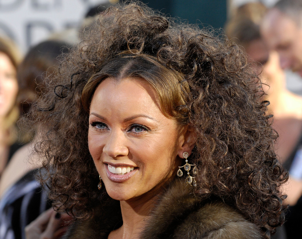 Description of . Vanessa Williams arrives for the 64th Annual Golden Globe Awards on Monday, Jan. 15, 2007, in Beverly Hills, Calif.  (AP Photo/Chris Pizzello)