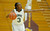 02-23-2012--(LANG Staff Photo by Sean Hiller)- Narbonne beat El Camino Real 47-39 in Saturday's L.A. City Section Division I semifinal girls basketball game. Narbonne's Latecia Smith (3) calling the shots.