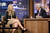 In this image released by NBC, Olympic Gold Medalist skier Lindsey Vonn, left, is shown during an interview with host Jay Leno on
