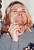 Lead singer of Nirvana Kurt Cobain is shown in a 1993 file photo. Cobain, who raked in a posthumous $50 million between October 2005 and October of this year, has edged Elvis Presley from the No. 1 spot on Forbes magazine's annual list of 