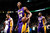 ATLANTA, GA - MARCH 13:  Kobe Bryant #24 of the Los Angeles Lakers walks off the court after an Atlanta Hawks basket and a timeout in the final seconds at Philips Arena on March 13, 2013 in Atlanta, Georgia.  NOTE TO USER: User expressly acknowledges and agrees that, by downloading and or using this photograph, User is consenting to the terms and conditions of the Getty Images License Agreement.  (Photo by Kevin C. Cox/Getty Images)