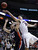 Arizona's Kaleb Tarczewski (35) and Belmont's Brandon Baker (45) vie after a rebound during the first half in a second-round game in the NCAA college basketball tournament in Salt Lake City Thursday, March 21, 2013. (AP Photo/Rick Bowmer)