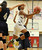 Sierra #4 Cheyanne Wallace gets a little face time from DiJonai Carrington in the first half. Sierra Canyon defeated Horizon Christian 63-62 to win the Girls Division V Regional Finals. Ontario, CA 3/16/2013(John McCoy/Staff Photographer)