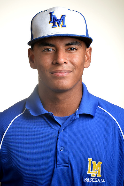 Description of . Ethan Lopez from La Mirada High School was selected to the Whittier Daily News All-Area Baseball team on Tuesday June 10, 2014. (Photo by Keith Durflinger/Whittier Daily News)