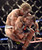 Urijah Faber sets up a rear-naked choke on  Ivan Menjivar during their UFC 157 match at the Honda Center in Anaheim Saturday, February  23, 2013.  Faber beat Menjivar via 1st round rear-naked choke submission. (Hans Gutknecht/Staff Photographer)