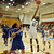 02-23-2012--(LANG Staff Photo by Sean Hiller)- Narbonne beat El Camino Real 47-39 in Saturday's L.A. City Section Division I semifinal girls basketball game. Narbonne's Lauryn Catching (10) gets the basket over El Camino's Delaney Thomas (21).