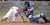 Diamond Bar's Jacob Cooke scores past Los Altos catcher Joey Morreale in the fifth inning of a prep baseball game at Diamond Bar High School on Wednesday, March 20, 2013 in Diamond Bar, Calif. Diamond Bar won 9-1. (Keith Birmingham Pasadena Star-News)