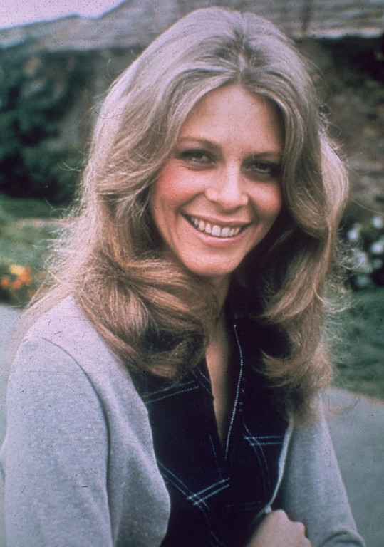 Description of . April 1980:  American actress Lindsay Wagner.  (Photo by Hulton Archive/Getty Images)