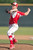 Whittier Christian High pitcher Mike Rafter loses to Santa Fe High at Biola University's field in La Mirada March 12, 2013.  (SGVN/Staff photo by Leo Jarzomb)