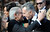 Steven Spielberg  and Daniel Day-Lewis arrives at the 85th Academy Awards at the Dolby Theatre in Los Angeles, California on Sunday Feb. 24, 2013 ( Hans Gutknecht, staff photographer)