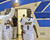 LONG BEACH, CALIF. USA -- Millikan's Brian Chambers (0) is al smiles after their CIF-SS Divison 1-A playoff game against Gahr in Long Beach on February 15, 2013. Millikan defeated Gahr, 74 to 64. Photo by Jeff Gritchen / Los Angeles Newspaper Group