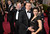 Channing Tatum and Jenna Dewan arrives at the 85th Academy Awards at the Dolby Theatre in Los Angeles, California on Sunday Feb. 24, 2013 ( Hans Gutknecht, staff photographer)