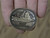 SAN PEDRO, CALIF. USA -- A challenge coin given to visitors during the 70th. birthday celebration of the USS Iowa in San Pedro, Calif. on February 17, 2013.