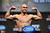 UFC fighter Robbie Lawler during weigh-ins for UFC 157 Rousey vs Carmouche at the Honda Center in Anaheim Friday, February  22, 2013.  (Hans Gutknecht/Staff Photographer)
