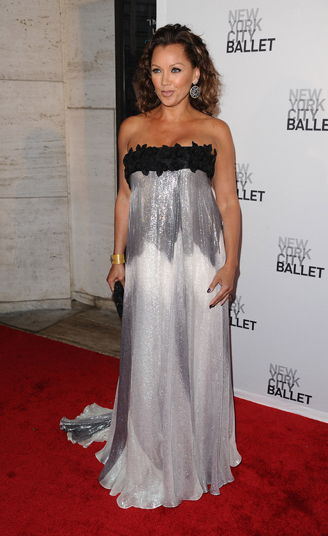 Description of . Actress Vanessa Williams attends the New York City Ballet's 2011 Spring Gala on Wednesday, May 11, 2011 in New York. (AP Photo/Peter Kramer)