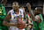 Oklahoma State guard Marcus Smart (33) shoots against Oregon guard Johnathan Loyd during the first half of a second-round game in the NCAA college basketball tournament in San Jose, Calif., Thursday, March 21, 2013. (AP Photo/Jeff Chiu)