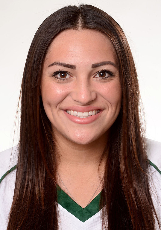 Description of . Corrina Liscano has been named to the Inland Valley Daily Bulletin's All-Area softball team. Liscano is a senior at Bonita High Schoo. Sarah Reingewirtz staff photo Inland Valley Daily Bulletin.