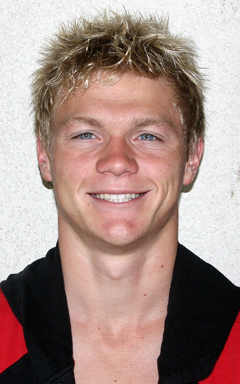 Description of . Michael Forbes has been named to The Sun's All-Area Swim Team. Forbes is a junior at Los Osos High School. Courtesy photo to The Sun.