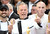 Wolfgang Puck arrives at the 85th Academy Awards at the Dolby Theatre in Los Angeles, California on Sunday Feb. 24, 2013 ( Hans Gutknecht, staff photographer)