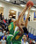 Long Beach Poly fights for the rebound against Bishop Amat in the first half of a CIF State Southern California Regional semifinal basketball game at Bishop Amat High School on Tuesday, March 12, 2013 in La Puente, Calif. Long Beach Poly won 52-34. 