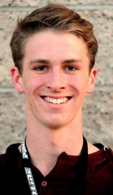 Description of . Trevor Mattson of Arrowhead Christian Academy has been named to The Sun and Inland Valley Daily Bulletin's All-Area boy's volleyball team. John Valenzuela staff photo.