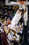 Syracuse forward C.J. Fair (5) dunks over Montana forward Mike Weisner (33) during the first half of a second-round game in the NCAA college basketball tournament in San Jose, Calif., Thursday, March 21, 2013. (AP Photo/Jeff Chiu)