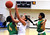 Bishop Amat's Janae Chamois (20) drives to the basket past Long Beach Poly's Tania Lamb (4) in the first half of a CIF State Southern California Regional semifinal basketball game at Bishop Amat High School on Tuesday, March 12, 2013 in La Puente, Calif. Long Beach Poly won 52-34. 