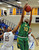 Long Beach Poly's Mahogany Brown (33) rebounds over Bishop Amat's Leeah Powell (15) in the second half of a CIF State Southern California Regional semifinal basketball game at Bishop Amat High School on Tuesday, March 12, 2013 in La Puente, Calif. Long Beach Poly won 52-34. 