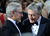 Steven Spielberg and Robert De Niro arrives at the 85th Academy Awards at the Dolby Theatre in Los Angeles, California on Sunday Feb. 24, 2013 ( Hans Gutknecht, staff photographer)