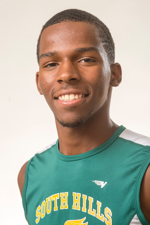 Description of . South Hills High's Joshua Webster has been selected for the SGV Tribune's All-area Boys Track Team June 10, 2013.   (SGVN staff photo by Leo Jarzomb)