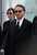 Andy Garcia arrives at the Jerry Buss Memorial Service at Nokia Theatre, Thursday, February 21, 2013. (Michael Owen Baker/Staff Photographer)