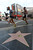 Stars on Hollywood blvd. during the 28th Los Angeles Marathon.  Photo by David Crane/Staff Photographer