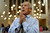 Jose Luis Sedano of Los Angeles prays during mass at Cathedral of Our Lady of the Angels, Wednesday, March 13, 2013. (Michael Owen Baker/Staff Photographer)