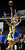 Agoura #15 Kim Jacobs shoots over Gahr defender. Agoura defeated Gahr 60-39 in the CIF-SS Division III-AAA Girls Basketball Championship at the Anaheim Convention Center in Anaheim, CA 2/23/2013(John McCoy/Staff Photographer)