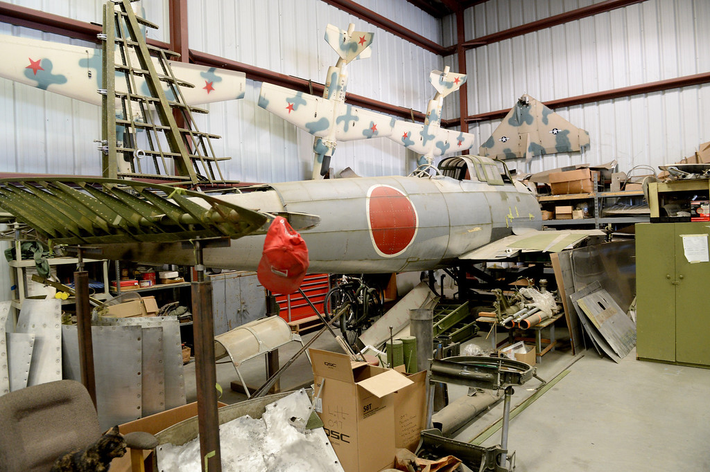 Description of . The Planes of Fame Air Museum in Chino, CA., will present 'Attack on Pearl Harbor' for its monthly Living History Event, which guest speaker Dan king author of the book