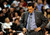 Clippers' coach  Vinny Del Negro hangs his head during their game against the Spurs at the Staples Center in Los Angeles Friday, February  21, 2013. The Spurs beat the Clippers 116-90. (Hans Gutknecht/Staff Photographer)