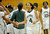 02-23-2012--(LANG Staff Photo by Sean Hiller)- Kiana Angel and Narbonne beat El Camino Real 47-39 in Saturday's L.A. City Section Division I semifinal girls basketball game.
