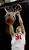Wisconsin forward Mike Bruesewitz (31) dunks the ball during the first half of a second-round game against Mississippi in the NCAA college basketball tournament Friday, March 22, 2013, in Kansas City, Mo. (AP Photo/Charlie Riedel)