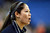 Sierra Canyon girls basketball head coach Alicia Komaki calls a play during their game against Pinewood High School during the 2013 CIF State Basketball Championships at the Sleep Train Arena, in Sacramento, Ca March 22, 2013.  Sierra Canyon won the game 47-33.(Andy Holzman/Los Angeles Daily News)