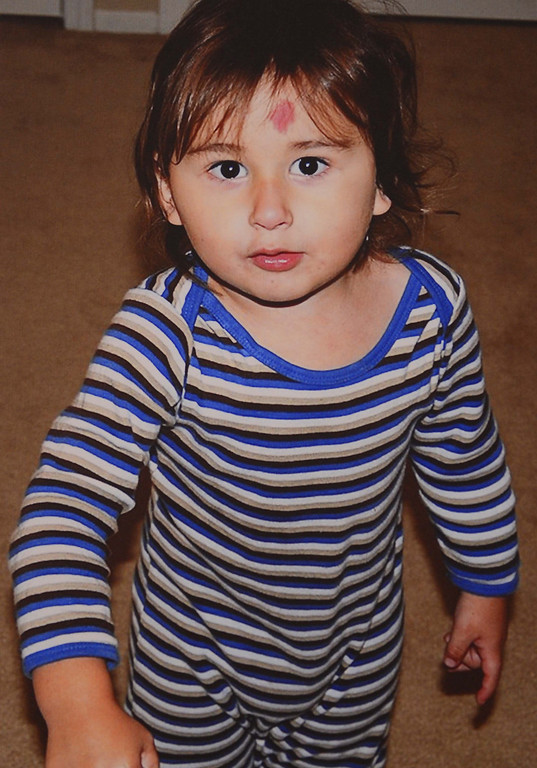 Description of . Joseph Mateo McStay, 3, of Fallbrook, is believed to be another one of the sets of remains found Monday, Nov. 11, 2013. The Sheriff's Department has not yet been able to confirm the identity. (LaFonzo Carter/The Sun)