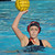 02-16-2012--(LANG Staff Photo by Sean Hiller)- Palos Verdes girls water polo defeated Upland 10-8 in Saturday's CIF Southern Section Division III quarterfinal at Palos Verdes High School. PV's Tara Leeds looks to pass.