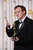 Quentin Tarantino accepts the award for best original screenplay for 