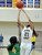 Bishop Amat's Paulina Santana (21) shoots over Long Beach Poly's Tania Lamb (4) in the second half of a CIF State Southern California Regional semifinal basketball game at Bishop Amat High School on Tuesday, March 12, 2013 in La Puente, Calif. Long Beach Poly won 52-34. 