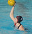 02-16-2012--(LANG Staff Photo by Sean Hiller)- Palos Verdes girls water polo defeated Upland 10-8 in Saturday's CIF Southern Section Division III quarterfinal at Palos Verdes High School. Kirsten Gargas scores for Palos Verdes.