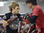UFC fighter Urijah Faber during an open workout at the UFC Gym in Torrance, CA Wednesday, February 20, 2013. (Hans Gutknecht/Staff Photographer)