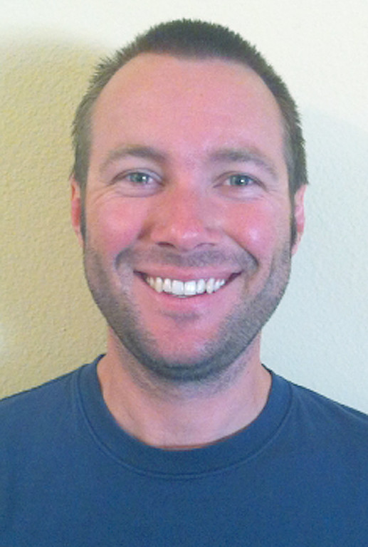Description of . Casey Heinan has been named to The Sun's All-Area Swim Team's Coach of the Year. Heinen is coach of the boy's swimming team at Los Osos High School. Courtesy photo to The Sun.